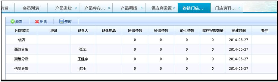 会员管理系统免费版