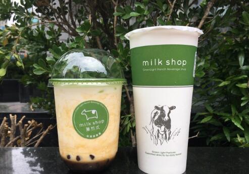 苏州菓然式Milkshop选用锐宜会员卡管理系统